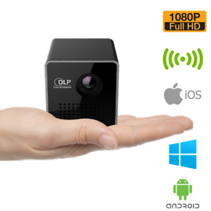 1080P-P1-DLP-Wifi-LED-Mini-FHD-Pocket-Projector-Home-Theater-Multimedia-USB-TF