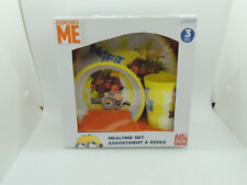 ZAK Mealtime Set 3pc Dinnerware Plate Bowl /& Tumbler Finding Dory//Despicable Me