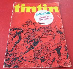 French-Magazine-Hebdomadaire-Journal-Tintin-No-32-31-ieme-Annee