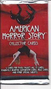 American Horror Story Red Border Parallel Base Card #37