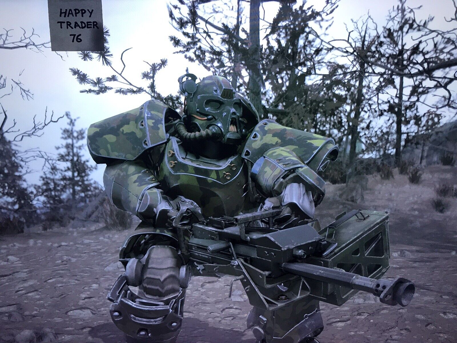 Fallout 76 ps4 ⭐️⭐️ Two Shot Heavy Auto Grenade Launcher + 50% LD