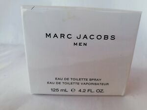 MARC-JACOBS-MEN-eau-de-TOILETTE-spray-125-ml-RARE-ORIGINAL