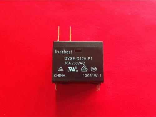 DYSF-D12V-P1 12VDC Relay Everbest Brand New!!