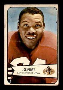 1954-Bowman-6-Joe-Perry-G-VG-X1398245