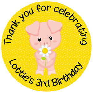PERSONALISED MONKEYS GLOSS QUALITY BIRTHDAY PARTY BAG,SWEET CONE STICKERS