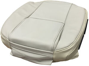 Volvo Xc90 Front Seat Bottom Cover Smooth Leather Upholstery Light Beige 3897643 Ebay