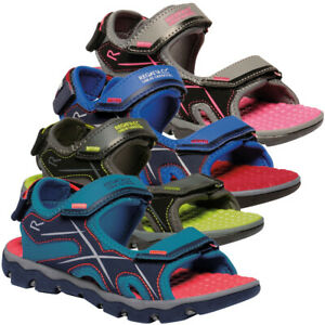 Regatta Boys & Girls Kota Drift Lightweight Walking Sandals