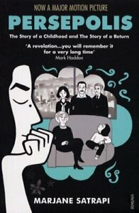 Persepolis by Satrapi, Marjane Paperback Book The Fast Free Shipping