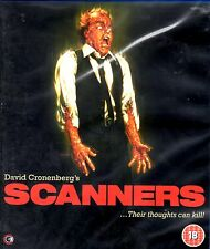 Scanners - Blu-Ray - Uncut - Special Edition  - David Cronenberg