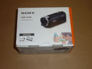 Sony-Handycam-HDR-CX440-8GB-Wi-Fi-1080p-HD-Video-Camera-Camcorder-NEW-USA