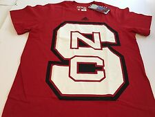 NCAA NC State Wolfpack Red The Go To T-Shirt, X-Large