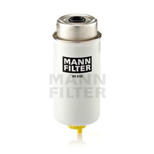 Mann-Filter wk8105 Filtro de combustible para Ford