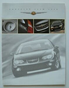 CHRYSLER-300M-2000-dealer-brochure-catalog-French-Canada