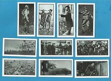 Cigarette / Trade cards - Images of the Great War 2nd Series - 2013 Mint Set