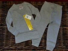 Girls aqua peach sparkle cupcake pajamas 24M 2T NWT cotton long pjs t shirt