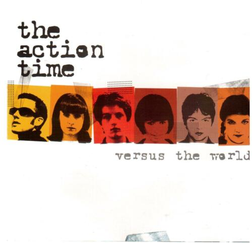 1 von 1 - The Action Time / Versus The World (new - promo)