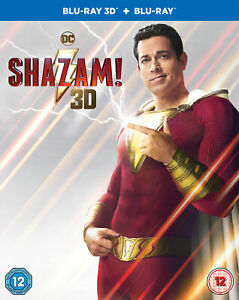 Shazam-Blu-ray-3D-Zachary-Levi-Mark-Strong-Asher-Angel-Jack-Dylan-Grazer