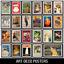 Best-Popular-Vintage-Retro-Wall-Art-Deco-Posters thumbnail 1