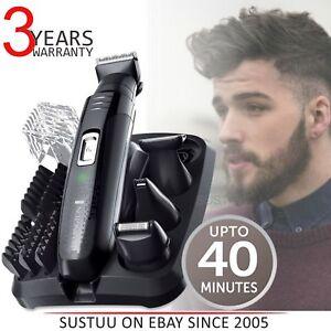 Remington Cordless Men's Grooming Kit│Hair-Beard-Shaver-Clipper-Trimmer│PG6130│ 4008496867516