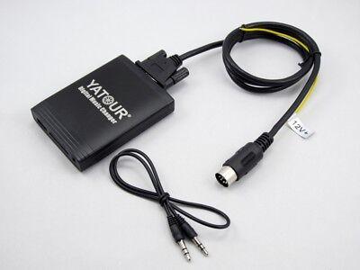 Bluetooth Usb Sd Adattatore Aux Mp3 Adatto Per Volvo S80 Con Hu Radio 1999-05 Le Merci Di Ogni Descrizione Sono Disponibili