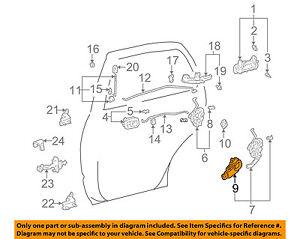 TOYOTA OEM 99-02 4Runner Rear Door-Lock Actuator Motor 6914035060 | on toyota wiring diagram, 1995 4runner wiring diagram, 2000 4runner radiator, 2000 4runner rear suspension, home wiring diagram, 2000 4runner engine swap, 2000 4runner firing order, 2000 4runner repair manual, 1996 4runner wiring diagram, 2000 4runner thermostat, 2000 4runner motor, 1990 4runner wiring diagram, 1998 4runner wiring diagram, 2000 4runner schematic, 2000 4runner maintenance schedule, 2000 4runner frame, 2000 4runner starter, 2000 4runner distributor, 2000 4runner exhaust, 2000 4runner dash removal,