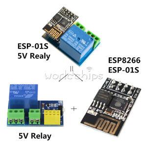 ESP8266-ESP-01S-5V-Wifi-Relay-Module-for-TOI-APP-Controller-Smart-Home-DIY