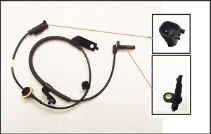 Delantero R//H ABS Sensor De Velocidad Para MITSUBISHI L200 Pick Up K74//K76//K77 1996-2002