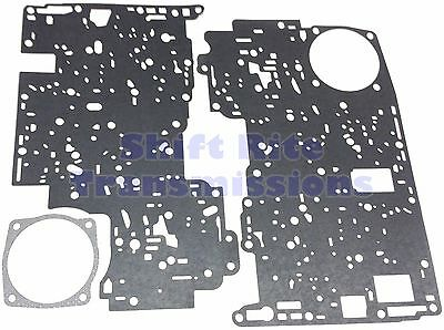 4R44E 4R55E 5R55E FORD VALVE BODY GASKETS WITH REAR SERVO GASKET REVERSE 95-UP