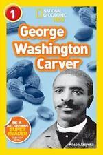 National Geographic Readers: George Washington Carver (Readers Bios), Jazynka, K