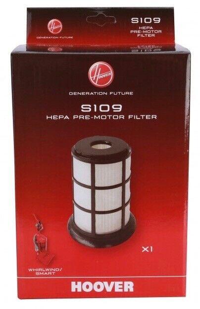 Hoover S109 Blaze TH71 Pré Moteur Aspirateur Hepa Filtre Kit 35601063 pièce d/'origine