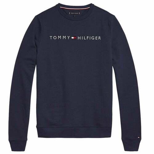 Navy Tommy Hilfiger Long Sleeve HWK Track Top