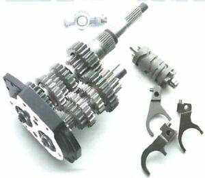 Details about New 6-Speed Transmission Get Gear Set Gears Harley Touring on