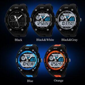 SKMEI-Sport-Watch-Dual-Time-Analog-Digital-Stopwatch-Day-Date-Men-Boy-Waterproof