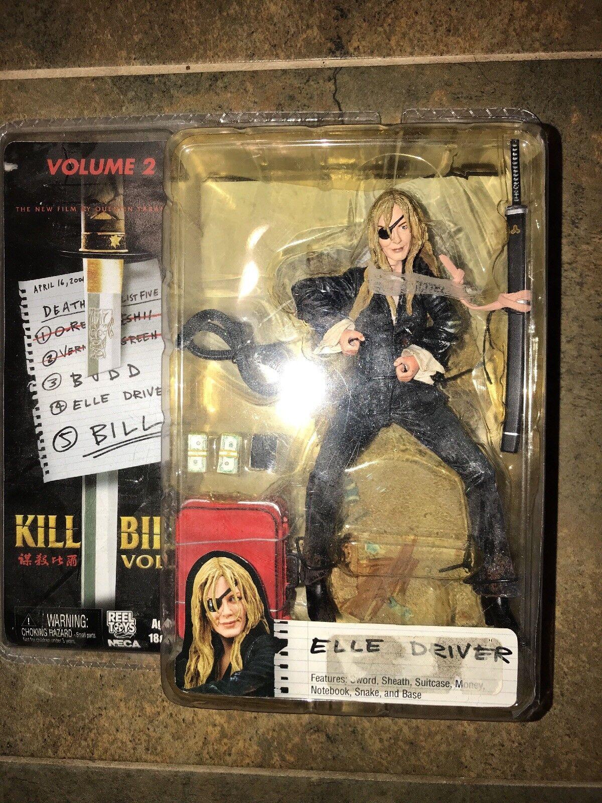 Kill Kill Kill bill vol. 2   elle driver neca actionfigur daryl hannah   new in box 127f4c
