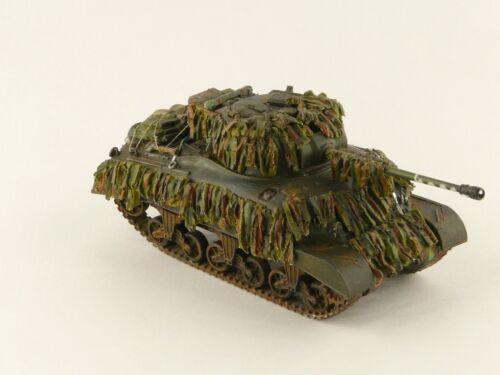 s4 1:72 Sherman Firefly Mkv Hessian Tarnfarbe Und Stauung Set