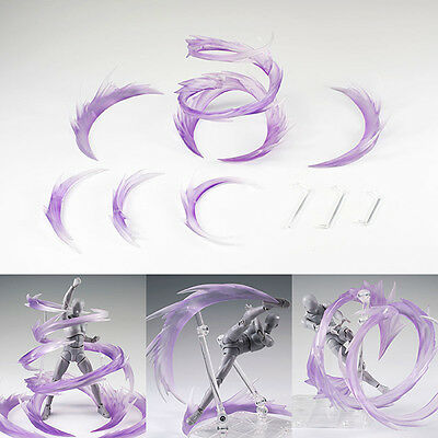 Tamashii Effect Wind Purple Violet Version for S.H.Figuarts Action Figure Bandai