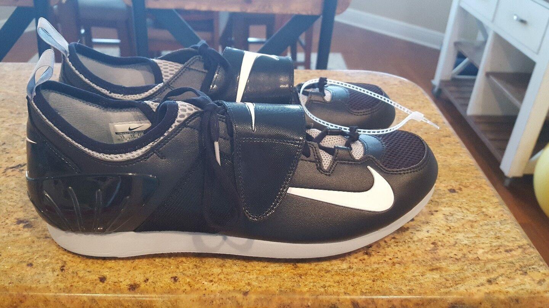 Nueva hombre Nike Zoom PV II hombre Nueva Pole Vault Picos negro gris blanco cómodo 9b385d