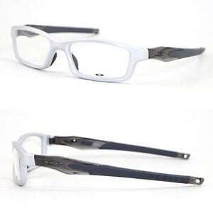 cost of oakley prescription lenses bvzt  Image is loading New-220-OAKLEY-CROSSLINK-PRO-Aluminum-RX-Prescription