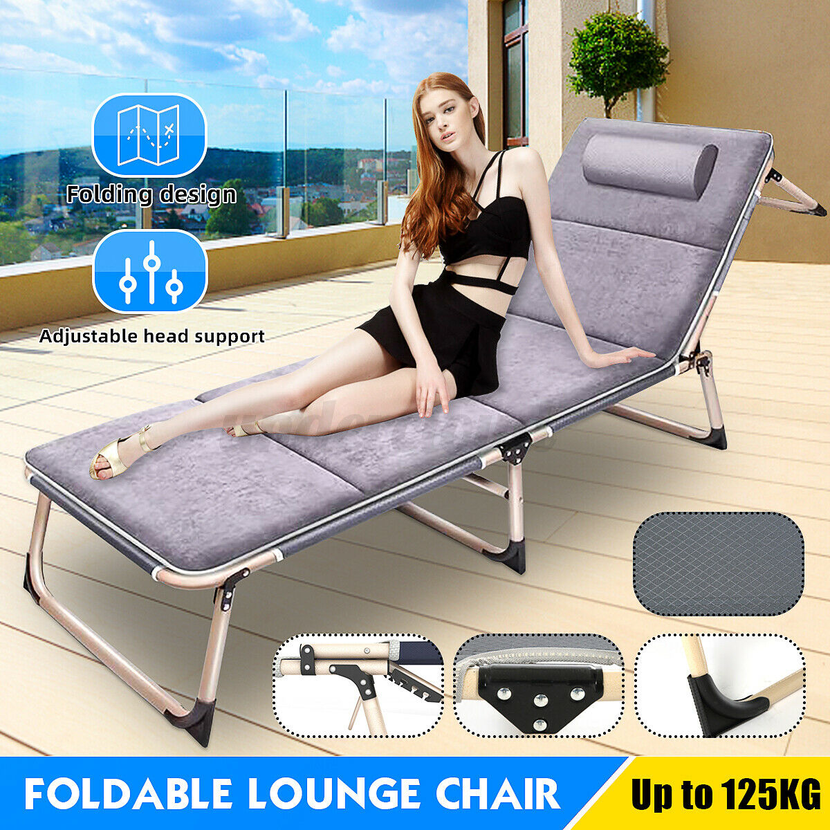 Picture of: Chaise Lounge Chair For Sale Online Ebay