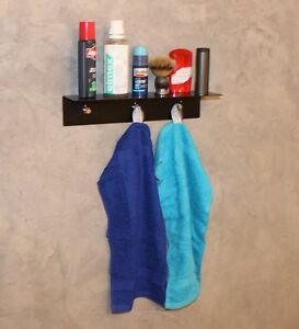 Badablage Wc Spiegel Wannen Regal Dusche Bad Ablage Loft Design