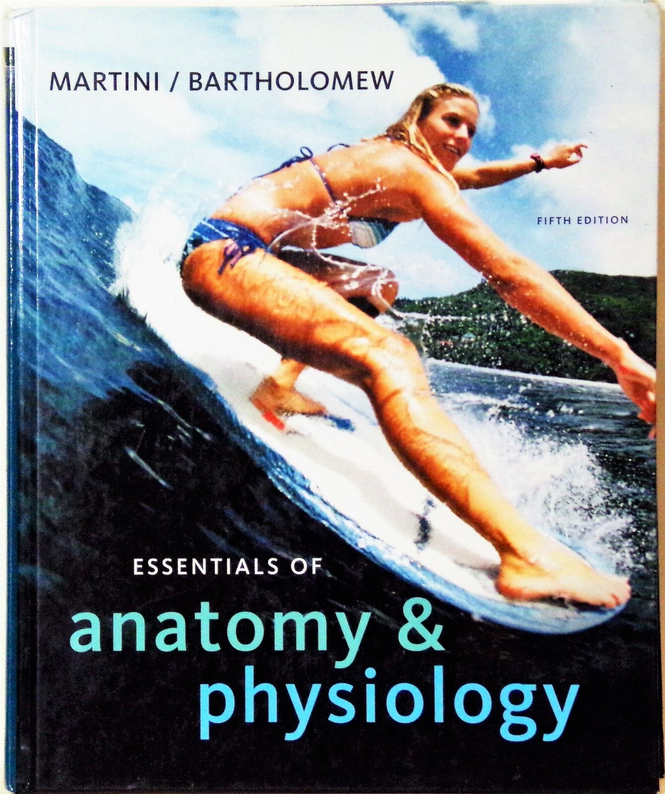 Essentials of Anatomy and Physiology by Frederic H. Martini and ...