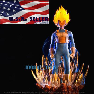 1//6 Dragon Ball Z Sun Goku Super Saiyan PHICEN Seamless Figure Full Set ❶USA❶