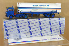 CONRAD NZG 3071 MERCEDES BENZ MG MESSER GRIESHEIM HELIUM GAS TRUCK ARTIC LORRY