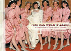 You Can Wear it Again: A Celebration of Bridesmaids' Dresses by Meg Mateo Ilasco (Hardback, 2005)