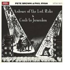 PETE BROWN & PHIL RYAN: Ardours of the lost rake (1991)/Coals... (1993); 2CD Neu