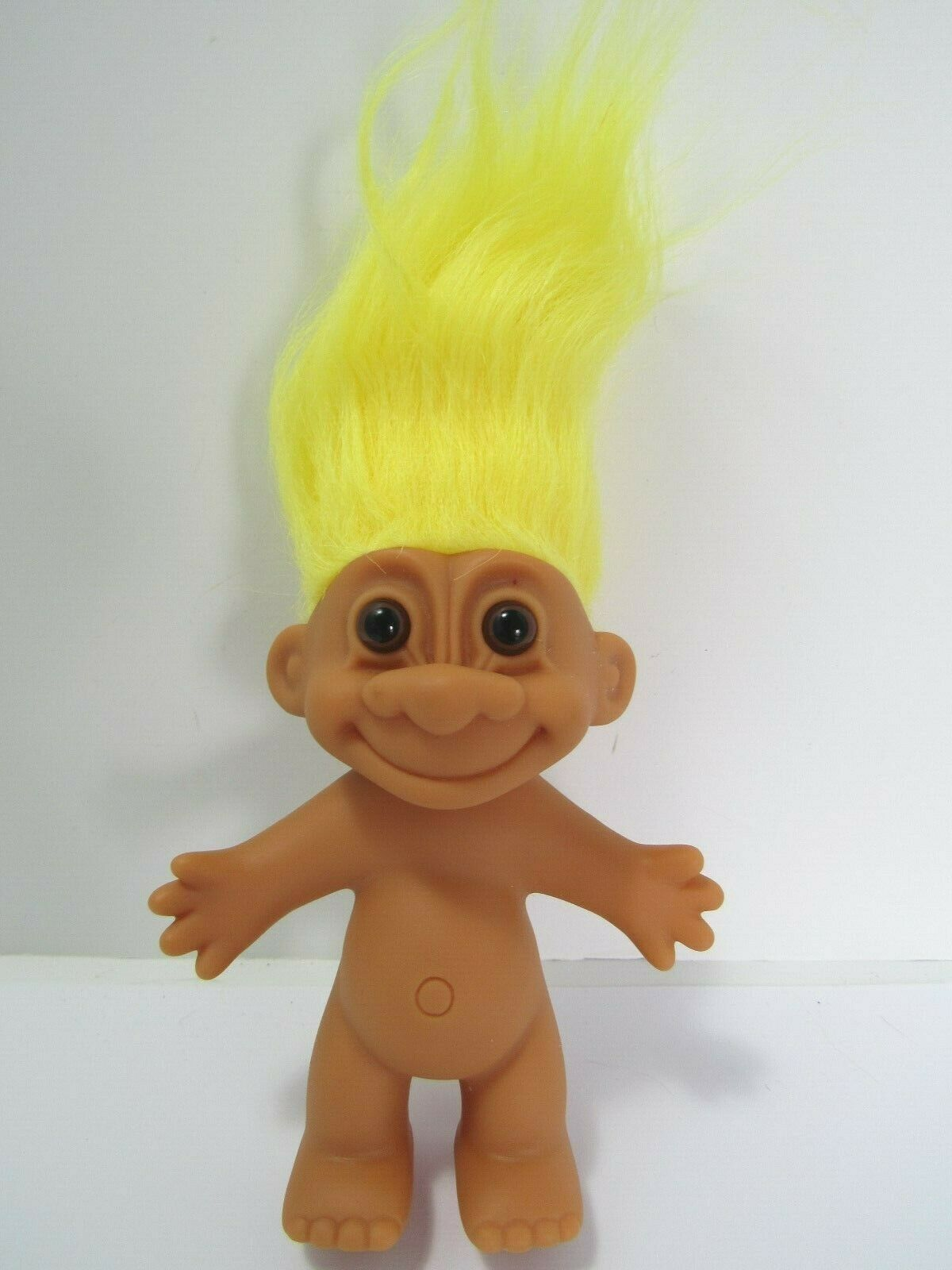 Vintage Naked Bunny Troll Doll by Russ