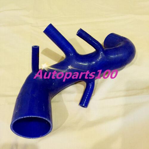 FOR AUDI TT 225 S3 SEAT LEON R TURBO INTERCOOLER Induction Intake Pipe HOSE BLUE