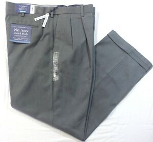 Pleated Classic Barrow Stretch Cotton amp; Croft 59 Gray Iron No Pants fit xWHY8WqwRf
