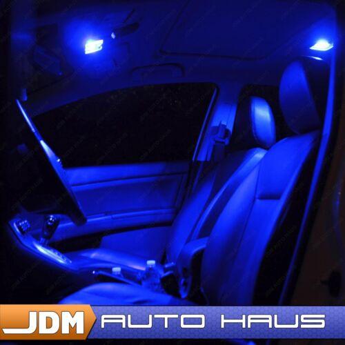 15x Blue Interior LED Lights Interior Map Package Kit for 2011-2014 Chrysler 300