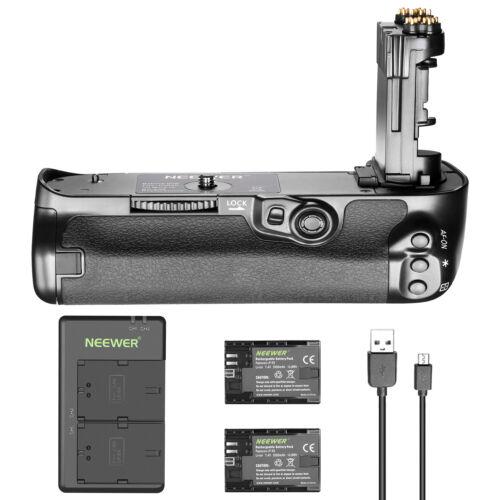 Grip Batería de Reemplazo para Canon BG-E20 para Cámara Canon
